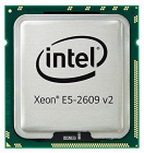 HPE DL360p Gen8 E5-2609v2 (2.5GHz/ 4-core/ 10MB/ 80W) Processor Kit (ПРОВЕРЬТЕ СОВМЕСТИМОСТЬ ПО S/ N СЕРВЕРА!) (712741-B21_)