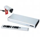 Type P001 RealPresence Group 500 - 720p: Group 500 HD codec, EagleEye Acoustic cam., univ. remote, NTSC/ PAL. Cables: 2 .... (7200-63550-114)