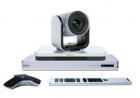 RealPresence Group 500-720p: Group 500 HD codec, EagleEyeIV-12x camera, mic array, univ. remote, NTSC/ PAL. Cables: 2 HD .... (7200-64250-114)