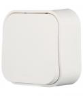 Quteo Выключатель 10A 1-клав., белый Quteo Выключатель 10A 1-клав., белый (782200)