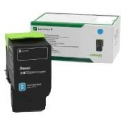 Расходные материалы Lexmark Cyan Extra High Yield Print Cartridge Return Program 7000 pages Lexmark CS521dn, CS622de, CX .... (78C5UC0)