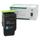 Расходные материалы Lexmark Cyan Extra High Yield Print Cartridge Return Program 7000 pages Lexmark CS521dn, CS622de, CX .... (78C5UC0)