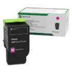 Расходные материалы Lexmark Magenta Extra High Yield Print Cartridge Return Program 7000 pages Lexmark CS521dn, CS622de, .... (78C5UM0)