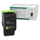 Расходные материалы Lexmark Yellow Extra High Yield Print Cartridge Return Program 7000 pages Lexmark CS521dn, CS622de, .... (78C5UY0)