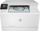 Лазерное МФУ HP Color LaserJet Pro MFP M182n (7KW54A#B19)