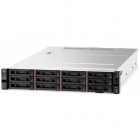 Сервер Lenovo TCH ThinkSystem SR550 Rack 2U, Xeon 4208 8C(2.1GHz/ 11MB/ 85W), 16GB/ 2666/ 2R/ RDIMM, No Backplane LFF(up .... (7X04A07JEA)