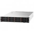 Сервер Lenovo TCH ThinkSystem SR550 Rack 2U, Xeon 4208 8C(2.1GHz/ 11MB/ 85W), 16GB/ 2666/ 2R/ RDIMM, No Backplane LFF(up .... (7X04A07JEA)