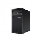 Сервер ThinkSystem ST50, 1xIntel Xeon E-2124G 4+2C 3.4GHz 71W, 1x8GB 1Rx8, 2x4TB 7200, SW RD, (7Y48A00ZEA)
