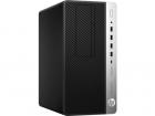 Пк HP ProDesk 600 G5 MT Core i5-9500 3.0GHz, 8Gb DDR4-2666(1), 256Gb SSD, DVDRW, USB Kbd+USB Mouse, VGA, 3/ 3/ 3yw, Win1 .... (7AC14EA#ACB)