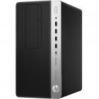 Пк HP ProDesk 600 G5 MT Core i7-9700 3.0GHz, 16Gb DDR4-2666(1), 256Gb SSD, DVDRW, USB Kbd+USB Mouse, VGA, 3/ 3/ 3yw, Win .... (7AC16EA#ACB)