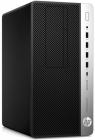 Пк HP ProDesk 600 G5 MT Core i7-9700 3.0GHz, 16Gb DDR4-2666(1), 512Gb SSD, DVDRW, USB Kbd+USB Mouse, USB-C, 3/ 3/ 3yw, W .... (7AC29EA#ACB)