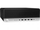 Пк HP ProDesk 600 G5 SFF Core i5-9500 3.0GHz, 8Gb DDR4-2666(2), 256Gb SSD, DVDRW, USB Kbd+USB Mouse, DisplayPort, 3/ 3/ .... (7AC43EA#ACB)