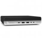 Пк HP ProDesk 600 G5 Mini Core i5-9500T 2.2GHz, 8Gb DDR4-2666(1), 256Gb SSD, WiFi+BT, USB Kbd+USB Mouse, Stand, DisplayP .... (7PF23EA#ACB)