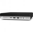Пк HP ProDesk 600 G5 Mini Core i5-9500T 2.2GHz, 16Gb DDR4-2666(1), 512Gb SSD, WiFi+BT, USB Kbd+USB Mouse, Stand, VGA, 3/ .... (7PF25EA#ACB)