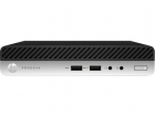 Персональный компьютер HP ProDesk 400 G5 Mini Core i5-9500T, 8GB, 512GB M.2, USB kbd/ mouse, Stand, VGA Port, Win10Pro(6 .... (7PH61EA#ACB)