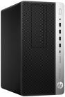 Пк HP ProDesk 600 G5 MT Core i5-9500 3.0GHz, 8Gb DDR4-2666(1), 256Gb SSD, DVDRW, USB Kbd+USB Mouse, HDMI, 3/ 3/ 3yw, Win .... (7QM87EA#ACB)