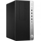 Пк HP ProDesk 600 G5 MT Core i7-9700 3.0GHz, 8Gb DDR4-2666(1), Intel Optane 16Gb+2Tb HDD, DVDRW, USB Kbd+USB Mouse, 3/ 3 .... (7QN15EA#ACB)