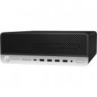 Пк HP ProDesk 600 G5 SFF Core i5-9500 3.0GHz, 8Gb DDR4-2666(2), Intel Optane 16Gb+1Tb 7200, DVDRW, USB Kbd+USB Mouse, Di .... (7QN17EA#ACB)