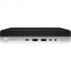 Пк HP ProDesk 600 G5 Mini Core i7-9700T 2.0GHz, 8Gb DDR4-2666(1), Intel Optane 16Gb+1Tb 7200, WiFi+BT, USB Kbd+USB Mouse .... (7QN18EA#ACB)