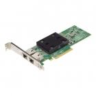 Сетевой адаптер Lenovo TCh TS ThinkSystem Broadcom NX-E PCIe 10Gb 2-Port Base-T Ethernet Adapter (ThinkSystem SD530/ SR8 .... (7ZT7A00496)