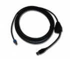 Кабель интерфейсный datalogic Cable 3200/ 3300, USB Type A, Straight, External Power, 4.5m/ 15 ft (8-0938-01) (8-0938-01)