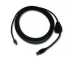 Кабель интерфейсный datalogic Cable 3200/ 3300, USB Type A, Straight, External Power, 4.5m/ 15 ft (8-0938-01) (8-0938-01)