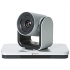 EagleEye IV-12x Camera with Polycom 2012 logo, 12x zoom, silver and black, MPTZ-10. Compatible with RealPresence Group S .... (8200-64350-001)