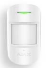AJAX Датчик движения с микроволновым сенсором, Белый | MotionProtect Plus PIR & microwave motion detector, White (8227.02.WH1)
