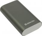 Defender Внешний аккумулятор Lavita 4000B 1 USB, 4000 mAh, 2.1A Defender Внешний аккумулятор Lavita 4000B 1 USB, 4000 mA .... (83614)