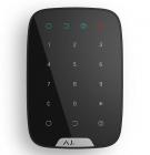 AJAX Беспроводная сенсорная клавиатура, Чёрный | KeyPad (NEW) Wireless touch keyboard, Black (8722.12.BL1)