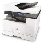 Лазерное многофункциональное устройство HP LaserJet MFP M443nda (p/ c/ s, A3, 1200dpi, 25ppm, 512Mb, 2trays 100+250, ADF .... (8AF72A#B19)