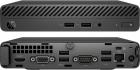 Персональный компьютер HP 260 G3 Mini Core i3-7130U, 8GB, 128GB M.2, USBkbd/ mouse, Realtek RTL8821CE AC 1x1 BT, Stand, .... (8JX05ES#ACB)