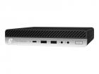 Пк HP EliteDesk 705 G5 Mini AMD Ryzen 5 Pro 3400GE (3.3-4.0GHz, 4 Cores), 16Gb DDR4-2666(1), 512Gb SSD, WiFi+BT, USB Sli .... (8RM45EA#ACB)