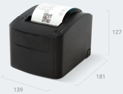 Фискальный регистратор (принтер чеков) Вики Принт 80 плюс Ф со встроенным ФН 15 мес.
