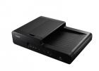 Документный сканер DR-F120, цветной, планшетный, двухсторонний, 20 стр./ мин, ADF 50, A4 DR-F120, Document scanner, 20 pp .... (9017B003)
