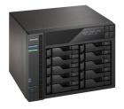 Система хранения данных ASUSTOR AS6210T (10-Bay NAS, Intel Celeron Quad-Cord, 4GB DDR3L, GbE x 2, HDMI, SPDIF, USB 3.0 & .... (90IX00X1-BW3S10)