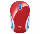 Мышка Logitech Wireless Mini Mouse M187, Red, [910-002732] (910-002732) (910-002732)
