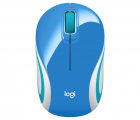 Мышка Logitech Wireless Mini Mouse M187, Blue, [910-002733] (910-002733) (910-002733)