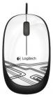 Клавиатура Logitech Mouse M105, USB, 1000dpi, White [910-002944] (910-002944)
