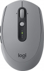 Мышка Logitech Wireless Mouse M590, MID GREY, [910-005198] (910-005198) (910-005198)