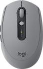 Мышка Logitech Wireless Mouse M590, MID GREY, [910-005198] (910-005198) (910-005198)