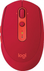 Мышка Logitech Wireless Mouse M590, RUBY, [910-005199] (910-005199) (910-005199)