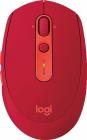 Мышка Logitech Wireless Mouse M590, RUBY, [910-005199] (910-005199) (910-005199)
