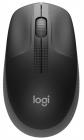 Мышь беспроводная Logitech M190 Charcoal (910-005905)