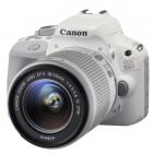 EOS 100D EF-S 18-55mm IS STM, белый, 18Mpx CMOS, оптическая стаб. объектива, HD1080/ 30, экран 3.0'', сенсорный, Eye-Fi, .... (9124B001)