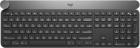 Клавиатура Logitech Wireless Craft Advanced keyboard, Bluetooth [920-008505] (920-008505)