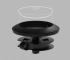 Настольное крепление для модулей микрофонов Logitech для Rally (Mic Pod Table) (952-000002)