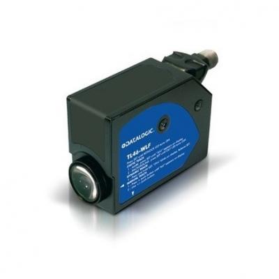 Датчик TL46-WLF-815 = Contrast sensor 8mm. enhanced vertical spot RGB Emission remote / dynamic acq. input npn/ pnp out .... (954601040)