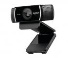 Вебкамера Logitech Webcam Full HD C922 Pro, 1920x1080, [960-001088] (960-001088) (960-001088)