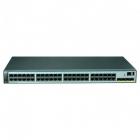 Коммутатор Huawei S5720-52X-LI-AC(48 Ethernet 10/ 100/ 1000 ports, 4 10 Gig SFP+, AC power support) (98010606.)